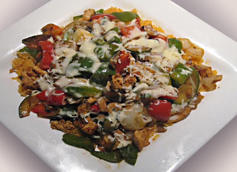Fiesta Special Dinner Chicken